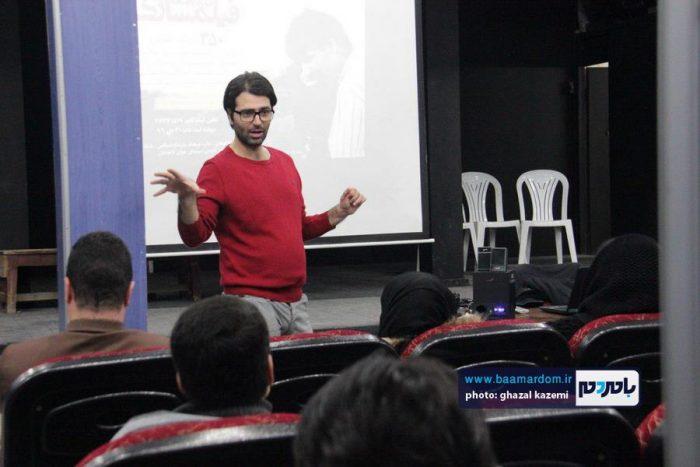 برگزاری پنجاه و چهارمین جلسه پاتوق فیلم و فیلمنامه لاهیجان + گزارش تصویری