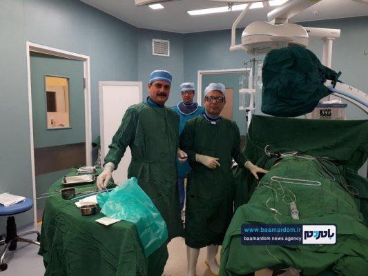 راه اندازی و انجام عمل PNL در در مدرنترين بيمارستان شمال کشور 4 533x400 - راه اندازی و انجام عمل PNL در در مدرنترين بيمارستان شمال کشور (پارس) + تصاویر