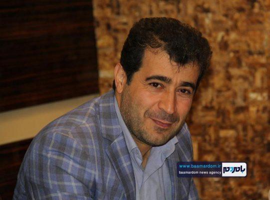 رضا نصرتی 541x400 - از تأکید بر ساماندهی و تردد تاکسیهای حمل و نقل عمومی تا تعیین تکلیف پارک جنگلی میرصفا لاهیجان