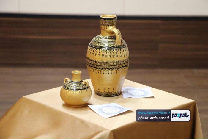 تصاویر | طرحهایی خیالی در لاهیجان به نمایش گذاشته شد