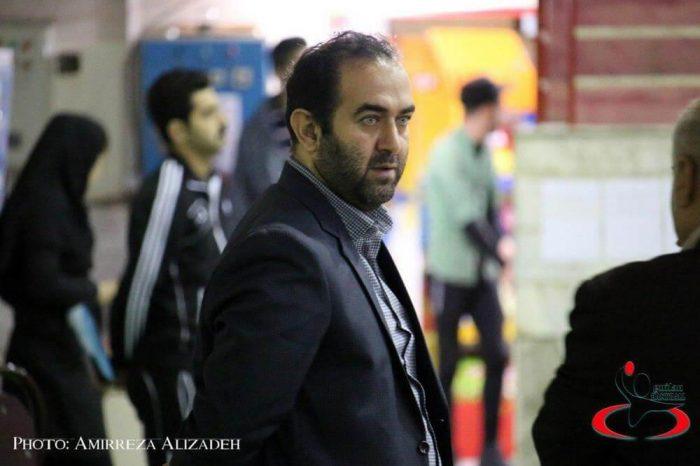 مدیر مالی جدید هیات هندبال گیلان و مدیر سالن ورزشی یادگار امام (ره) منصوب شد