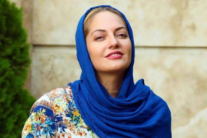 حال خوب ِ«مهناز افشار» در ویلای لاهیجان! / عکس