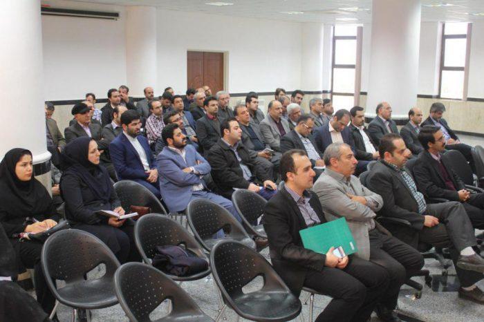 کارگاه آموزشی توسعه دولت الکترونیک و امنیت اطلاعات در آستانه اشرفیه برگزار شد + تصاویر