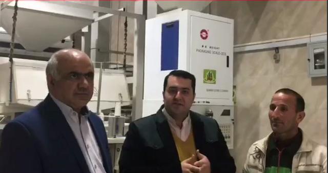کشاورز معترض به وزیر جهاد کشاورزی: صحبت های وزیر اهانت به من نبود