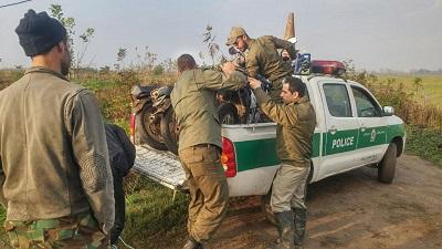 کشف هزار و ۷۳۰ ادوات شکار در دو ماه اخیر از شکارچیان متخلف گیلان + تصاویر