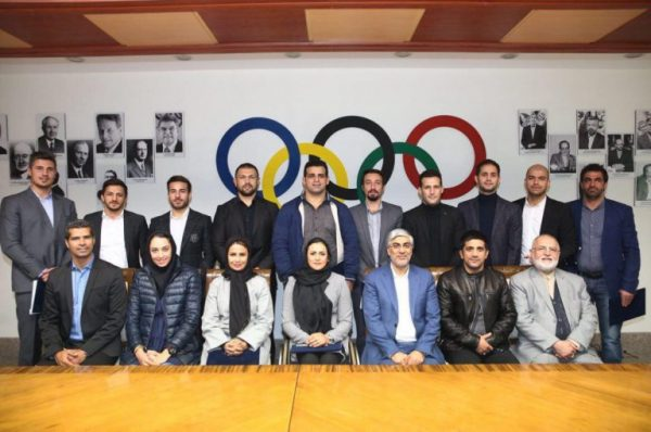 photo 2017 12 09 11 59 20 768x510 600x398 - یک گیلانی نایب رئیس کمیسیون ورزشکاران کمیته ملی المپیک شد