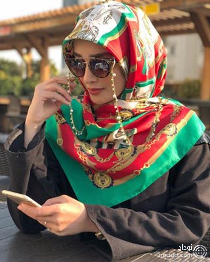 آناشید حسینی زیباترین زن باحجاب در دنیای مد و لباس و رازهای جذابیت او ! + عکس ها