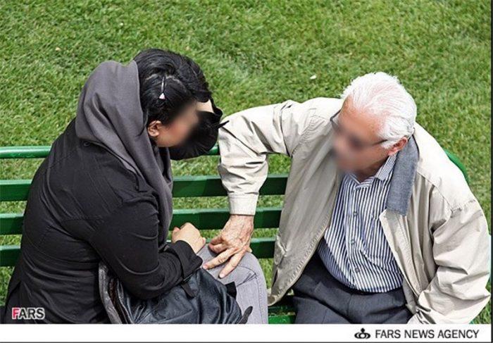 علت علاقه مندی دختران به ازدواج با مردان مسن