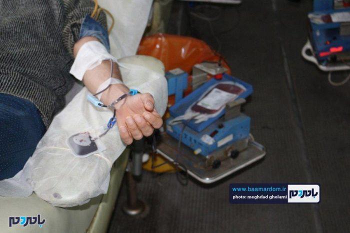 نیاز به اهدای خون در ایام عید