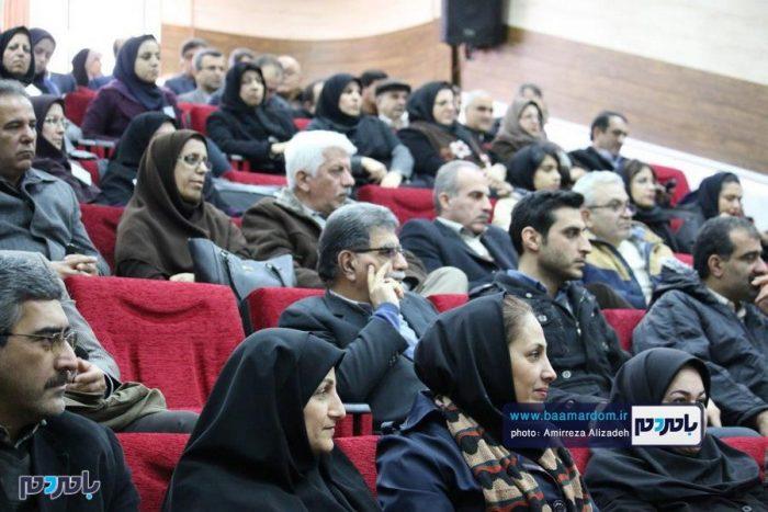 اولین همایش ملی چای و دمنوش های گیاهی در لاهیجان برگزار شد + تصاویر