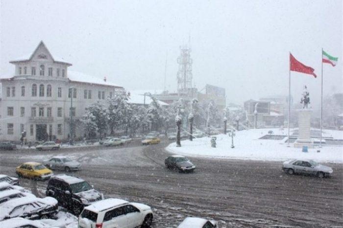 اعلام آمادگی ستادمدیریت بحران گیلان برای مشکلات ناشی از بارش برف