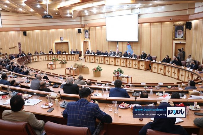 گزارش تصویری جلسه مشترک کارگروه اشتغال و سرمایهگذاری و رونق تولید استان گیلان