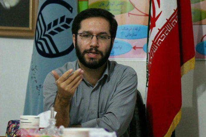 مسئول کمیته رسانه ستاد رئیسی، سرپرست مرکز بهداشت لاهیجان شد