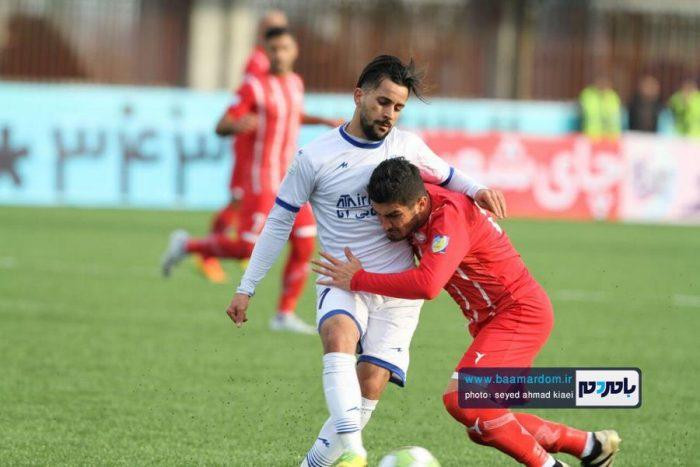 گزارش تصویری دیدار تیمهای سپیدرود رشت و گسترش فولاد تبریز