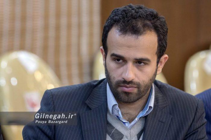 رحیم شوقی به سمت معاون عمرانی سازمان منطقه آزاد انزلی منصوب شد