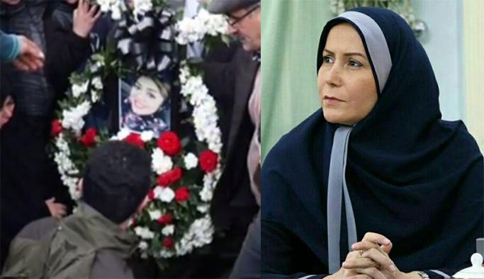دلنوشته طاهره اجتماعی نایب رییس شورای شهر بندرکیاشهر به دنبال قتل تکاندهنده فاطمه محمدی خواه