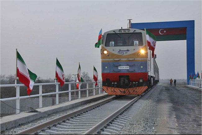 قطار آستارا به رشت می آید نه اردبیل!