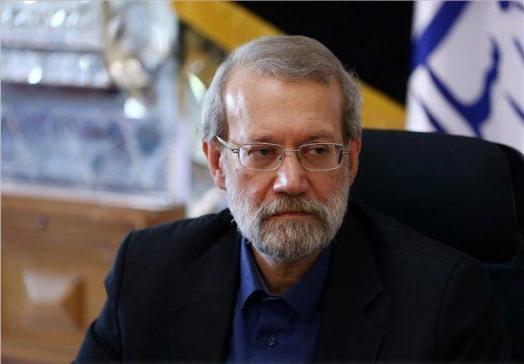 لاریجانی رییس مجلس 575x400 - لاریجانی نگفت قصد کاندیداتوری مجلس را ندارد