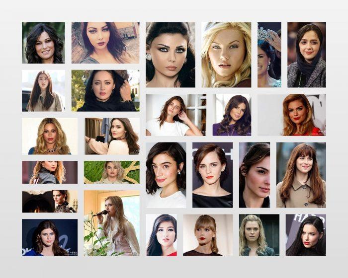 نام ۲ ایرانی در لیست زیباترین چهره های سال ۲۰۱۷ جهان ! + عکس ها