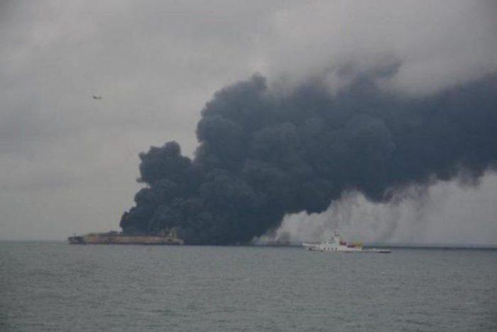 دولت چین اهمیت بسیاری برای این فاجعه دریایی قائل است
