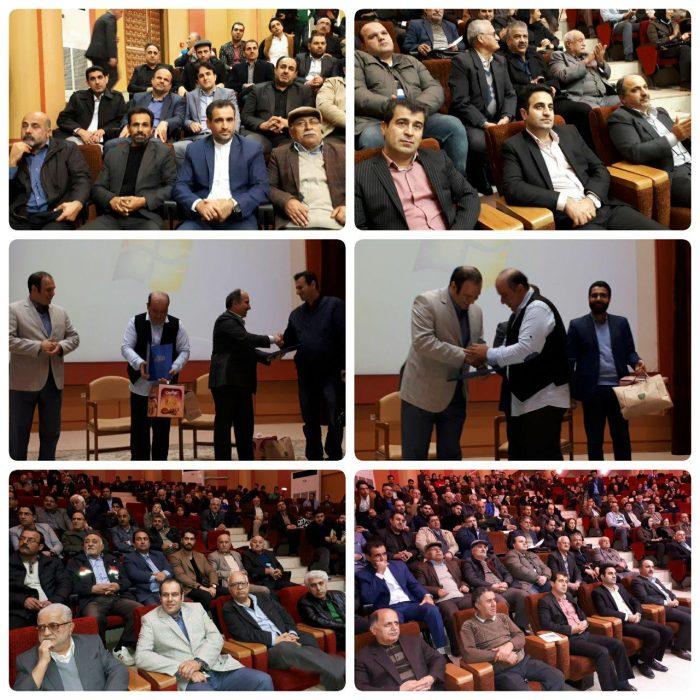 هفتمین دوره نکوداشت جهان پهلوان غلامرضا تختی در لاهیجان برگزار شد | تصاویر