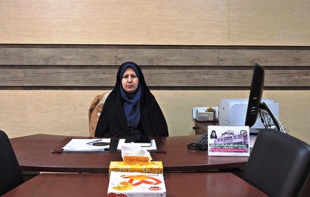 انتصاب یک زن به عنوان ناظر جدید گمرکات استان گیلان