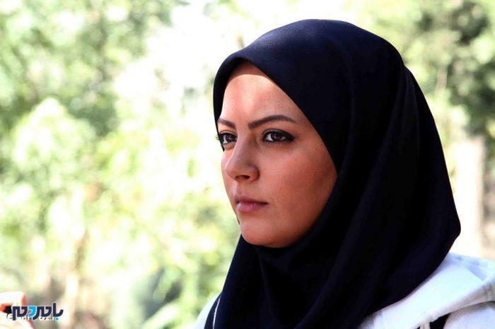 چکامه چمن ماه - بازگشت یک بازیگر کشف حجاب کرده دیگر به ایران