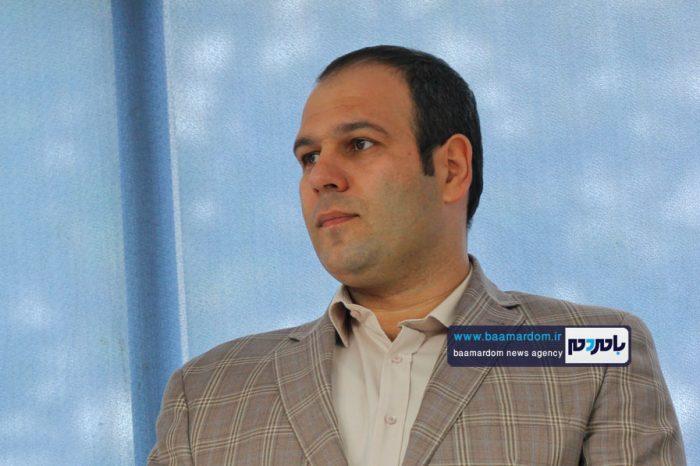 شهردار لاهیجان با موتور به جلسه فرمانداری رفت + تصاویر
