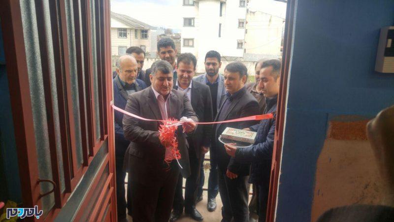 افتتاح سومین خانه تخصصی ورزش در صومعهسرا + تصاویر