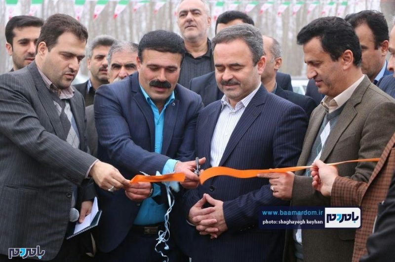 افتتاح چندین پروژه عمرانی و تولیدی در بخش رودبنه شهرستان لاهیجان | گزارش تصویری