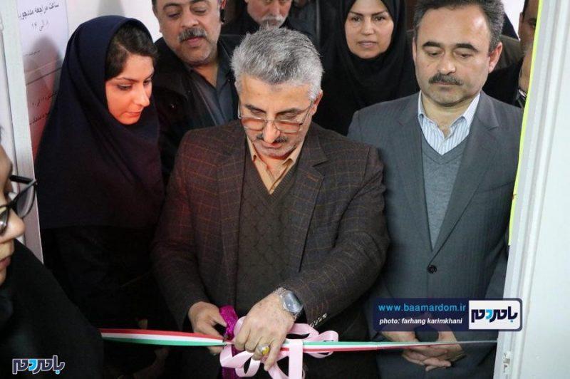 افتتاح ۵ پروژه مختلف در شهرستان لاهیجان | گزارش تصویری
