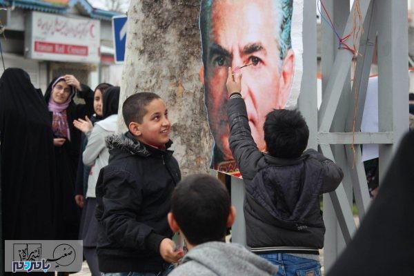 برگزاری برنامههای فرهنگی و هنری در 22 بهمن 1396 در لاهیجان 12 600x400 - برگزاری برنامههای فرهنگی و هنری در 22 بهمن 1396 در لاهیجان | گزارش تصویری