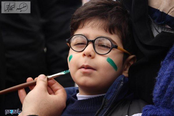 برگزاری برنامههای فرهنگی و هنری در 22 بهمن 1396 در لاهیجان 7 600x400 - برگزاری برنامههای فرهنگی و هنری در 22 بهمن 1396 در لاهیجان | گزارش تصویری