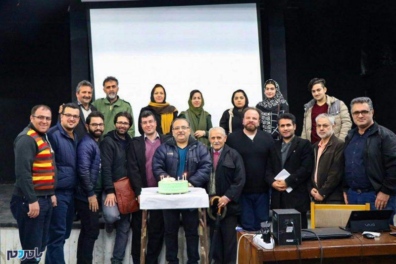 صد و نوزدهمين جلسه کانون عکس انجمن سینمای جوان لاهیجان برگزار شد | گزارش تصویری
