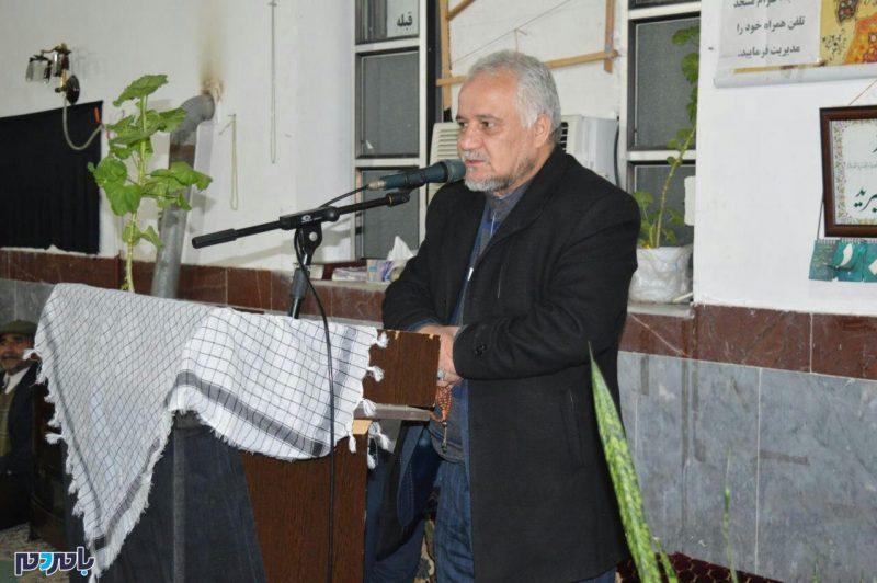 افتتاح مدرسه ۶ کلاسه خیرساز شهید آصفی و برگزاری محفل انس با قرآن کریم در جوکندان