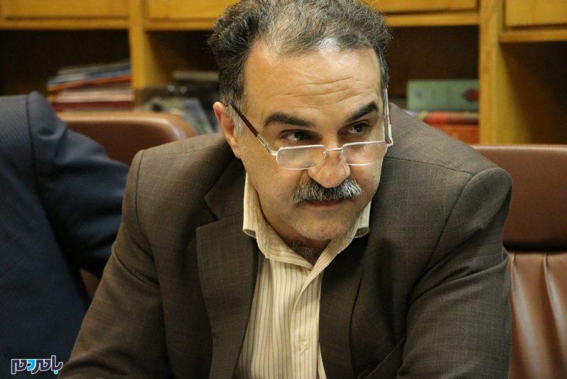 فرماندار ماسال در محل کار دچار حمله قلبی شد
