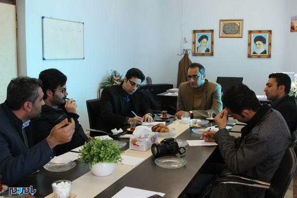نشست اتاق فکر رسانه در لاهیجان برگزار شد