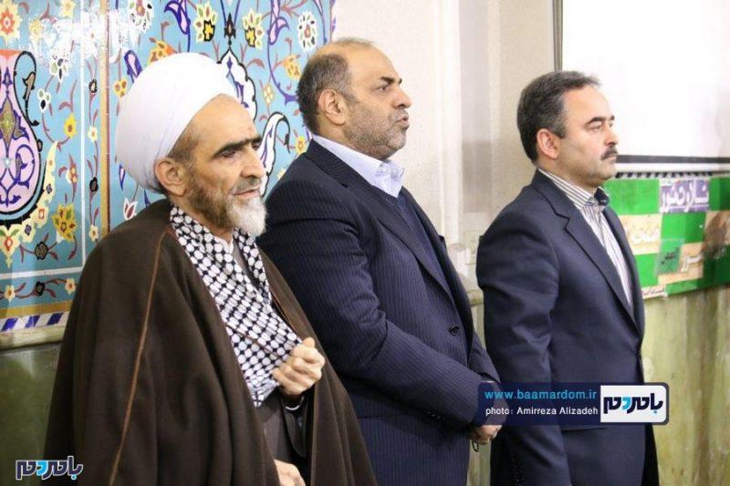 گزارش تصویری نماز جمعه لاهیجان در ۲۰ بهمن ۱۳۹۶