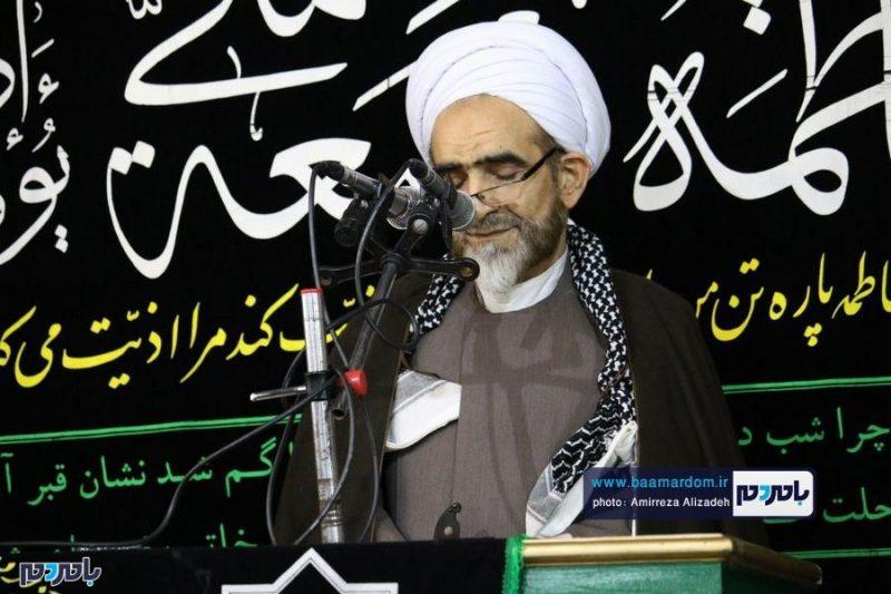واکنش امام جمعه لاهیجان به حواشی ایجاد شده در سخنرانی راهپیمایی ۲۲ بهمن این شهرستان + تصاویر