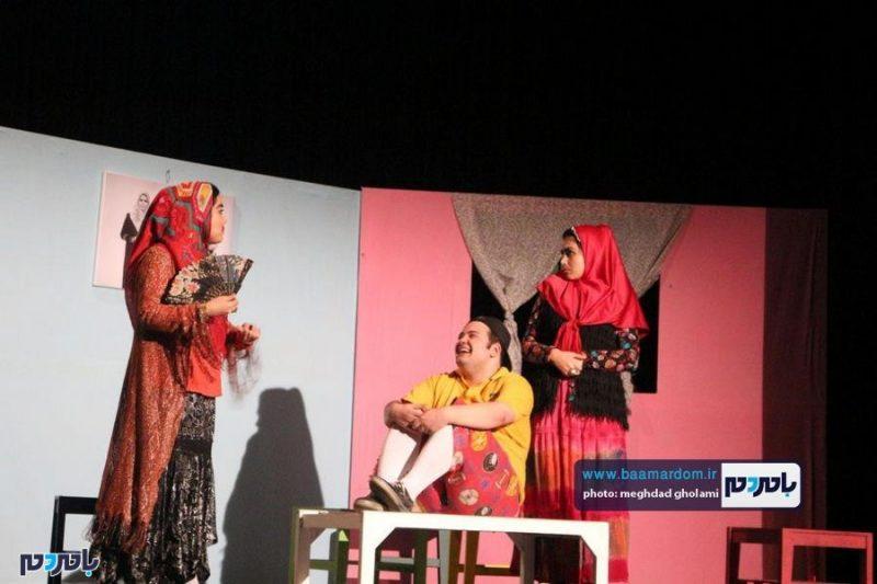 گزارش تصویری اجرای نمایش کمدی موزیکال علیمردان خان در آستانهاشرفیه