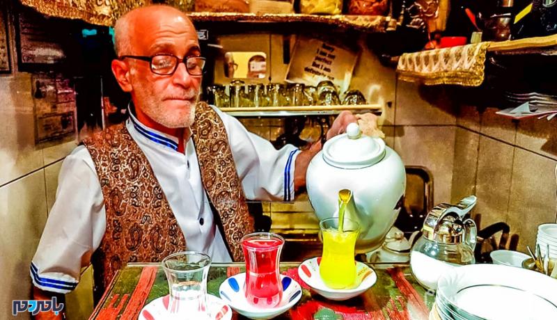ماجرای چایهای ۲ میلیون تومانی کوچکترین قهوه خانه کشور! + تصاویر