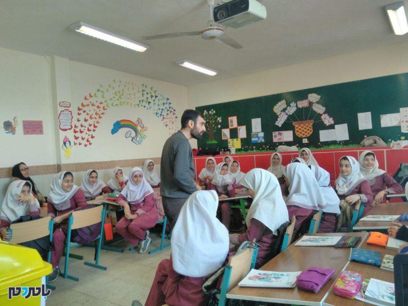 کارگاه آموزشی مدیریت پسماند در لنگرود برگزار شد + تصاویر