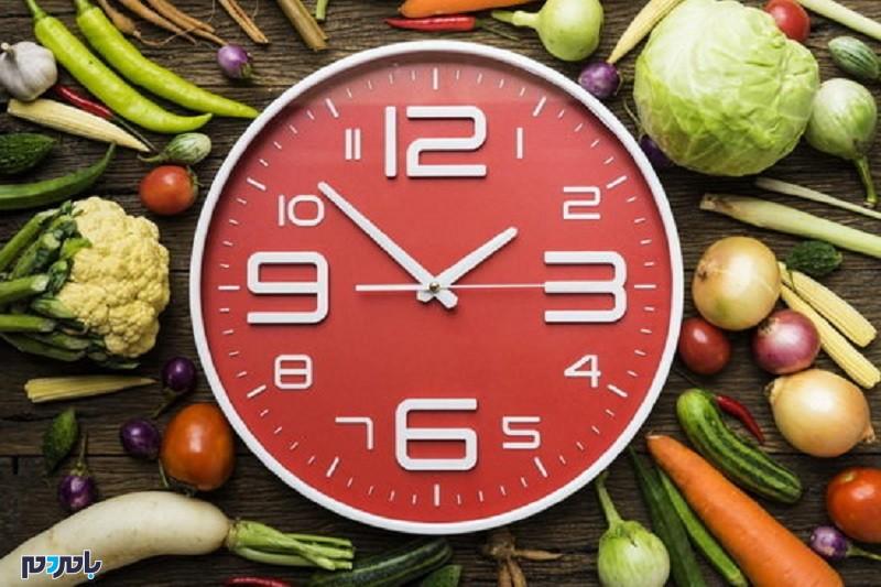 کاهش وزن با خوردن یک وعده غذا در روز!