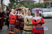 جشن نوروزخوانی و نمایش عروس گوله در واجارگاه برگزار شد | گزارش تصویری