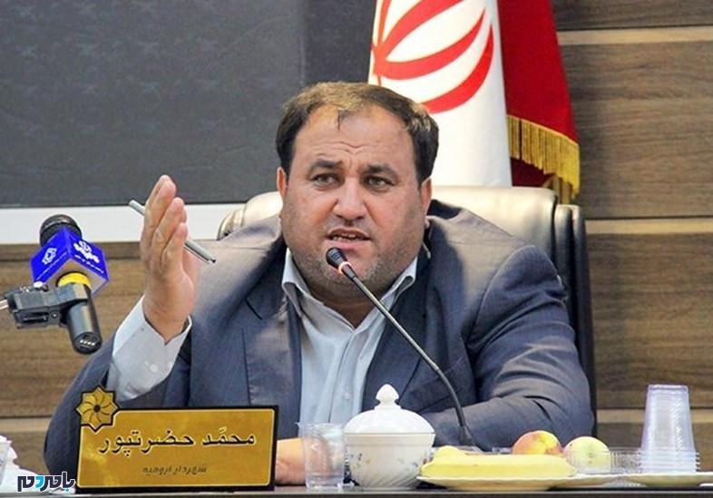 اظهار نظر شهردار ارومیه در مورد تخریب خانهی دو معلول