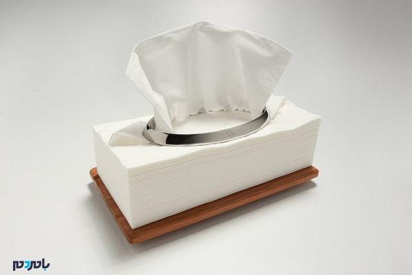خطرات جدی دستمال کاغذی برای خانم ها!