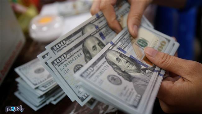 دلار سقوط کرد | کمترین رقم در ۳۳ سال اخیر