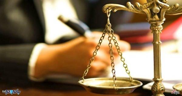 حکم دادگاه 600x319 - جزییات حکم زندان دختر و داماد روحانی مشهور