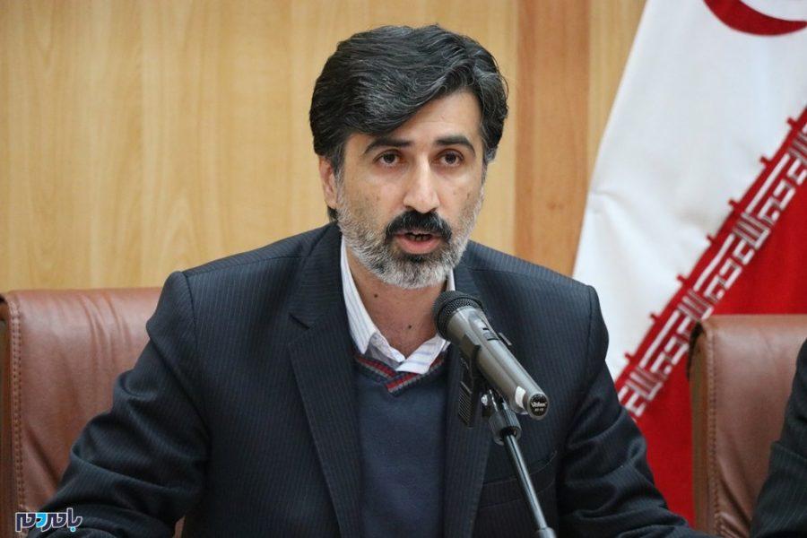 رضا علیزاده سرپرست دفتر مناطق نمونه و زیرساختهای گردشگری شد