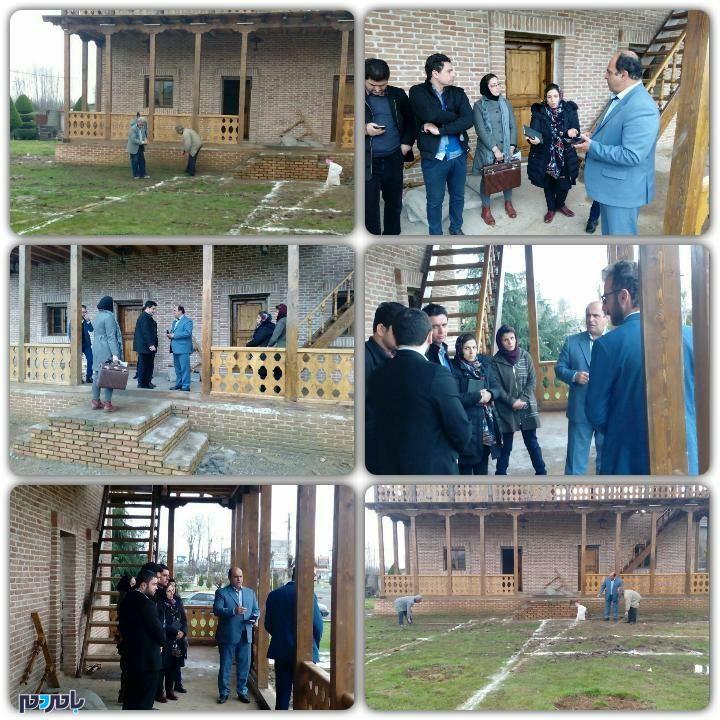 اجرای فاز دوم خانه فرهنگ و مردم صومعهسرا توسط شهرداری صومعهسرا